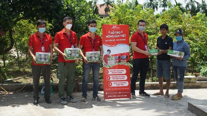 JT Express nối dài hành trình hỗ trợ tiêu thụ nông sản Việt - 1