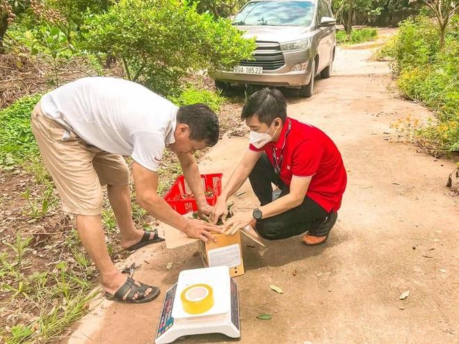 JT Express nối dài hành trình hỗ trợ tiêu thụ nông sản Việt - 3