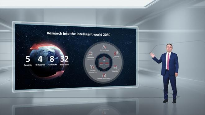 Huawei công bố báo cáo Thế giới Thông minh 2030 - 1