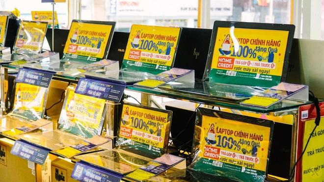 Mảng laptop của Thế Giới Di Động hái quả ngọt, kỳ vọng doanh thu 4.500 tỷ đồng - 1