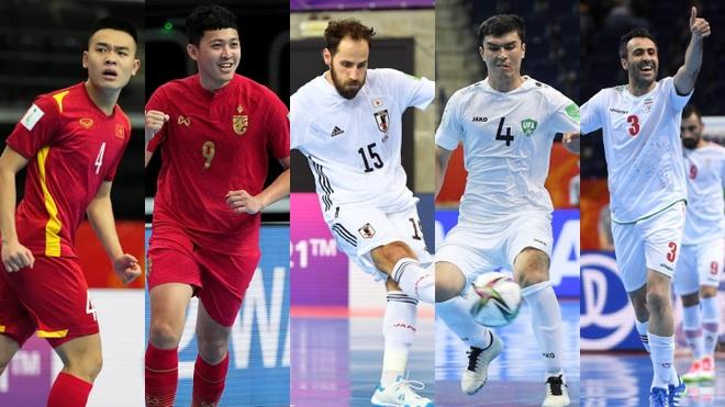 AFC chờ đợi bất ngờ từ tuyển futsal Việt Nam trước Nga tại World Cup - 3