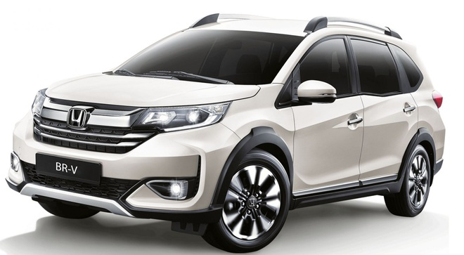 Honda BR-V thế hệ mới chính thức ra mắt - 4