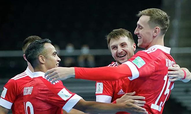 Báo Nga nói gì trước khi đội nhà chạm trán với futsal Việt Nam? - 2