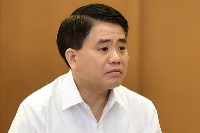 Truy tố ông Nguyễn Đức Chung vì giúp Nhật Cường trúng thầu - 2