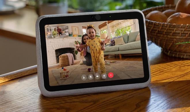 Facebook ra mắt màn hình thông minh Portal Go và Portal Plus - 1
