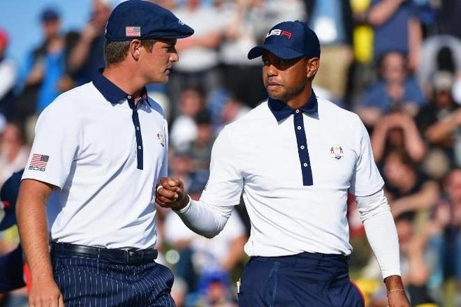 Huyền thoại Tiger Woods sẽ không đến sân xem Ryder Cup - 1