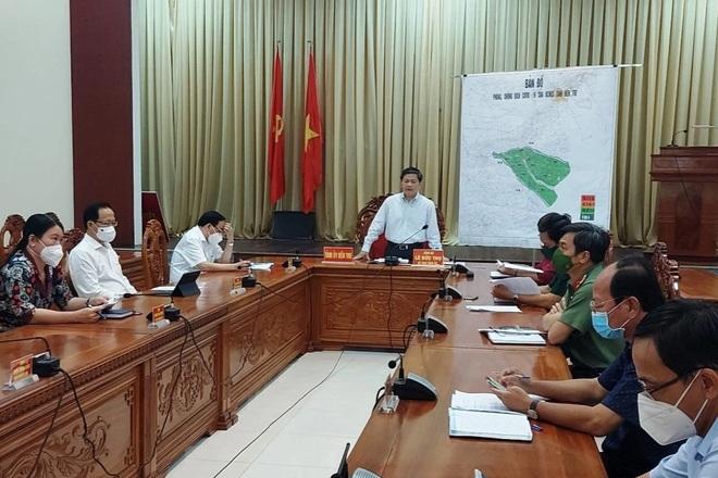 Phó Thủ tướng: Ổn định vùng xanh, Bến Tre là hậu cứ giúp khu vực và TPHCM - 1