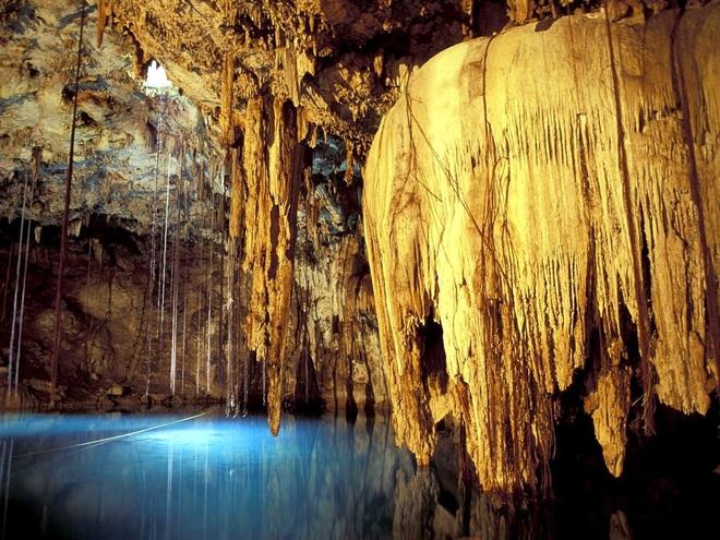 Quang cảnh khó tin tại một trong những hang động dài nhất thế giới - 3