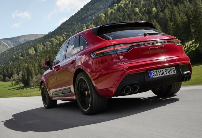 Porsche Macan có thể sẽ trở thành xe điện trong vòng 3 năm tới - 2