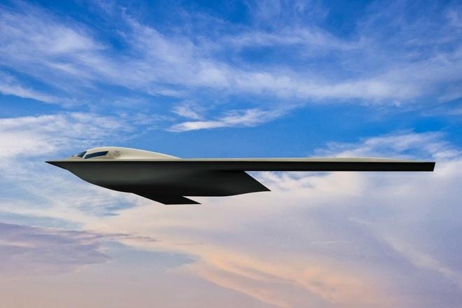 Mỹ tăng tốc sản xuất sát thủ tàng hình B-21 đối phó Trung Quốc - 1