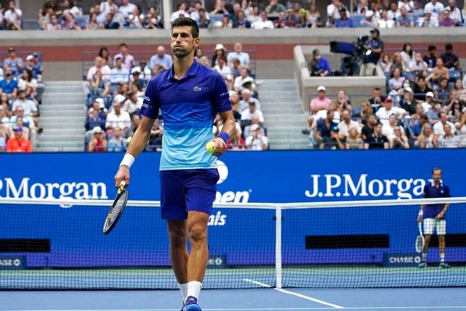 Djokovic chưa xác nhận tham gia giải đấu nào sau thất bại ở US Open - 1