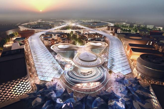 Sắp diễn ra Triển lãm World Expo tại Dubai - 1
