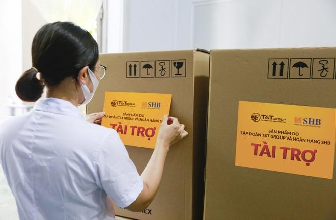 TT, SHB trao tặng TPHCM 2 triệu bộ kit xét nghiệm nhanh trị giá 250 tỷ đồng - 2