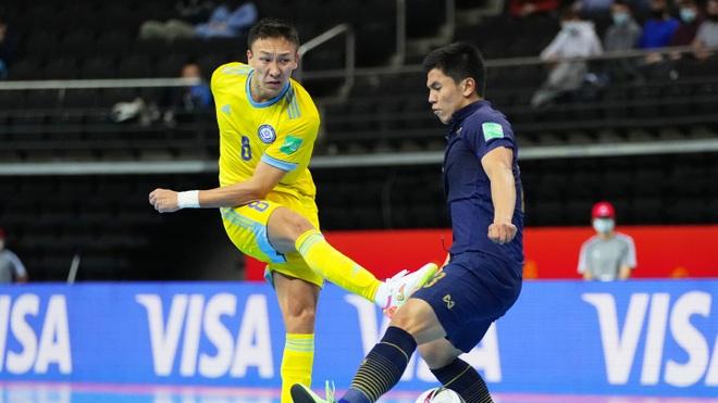 Kazakhstan biến giấc mơ World Cup của futsal Thái Lan thành cơn ác mộng - 3