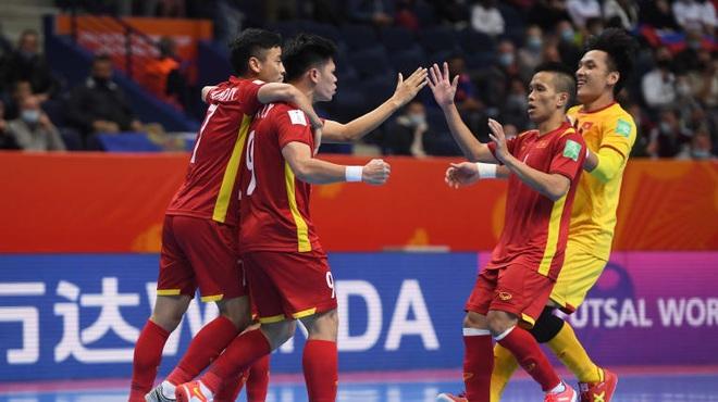 AFC: Futsal Việt Nam đã khiến tuyển Nga gặp quá nhiều khó khăn - 2