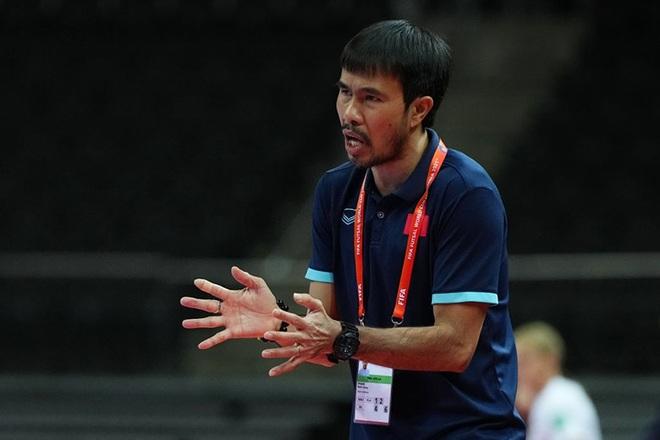 HLV đội tuyển futsal Việt Nam nói lời xúc động sau hành trình World Cup - 1