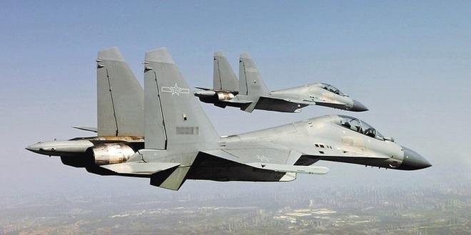 Trung Quốc điều 19 máy bay quân sự áp sát Đài Loan - 1