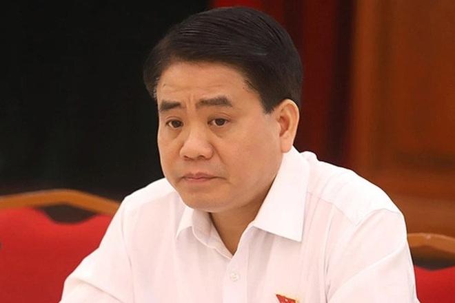 Hai cuộc gọi của ông Nguyễn Đức Chung giúp Nhật Cường trúng thầu 43 tỷ đồng - 1