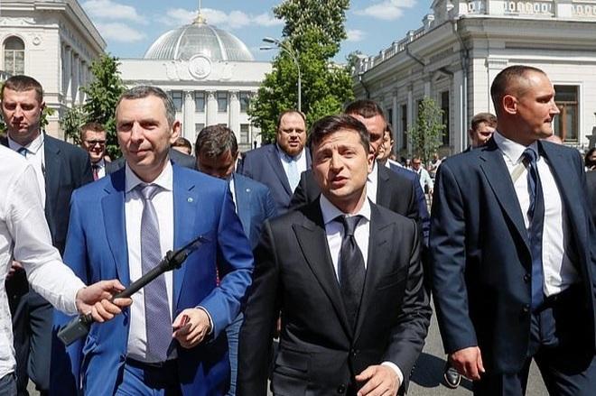 Ukraine rúng động vụ trợ lý hàng đầu của Tổng thống bị ám sát hụt - 1