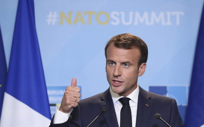 Khả năng Pháp rời NATO sau khi mất hợp đồng đóng tàu ngầm thế kỷ - 1