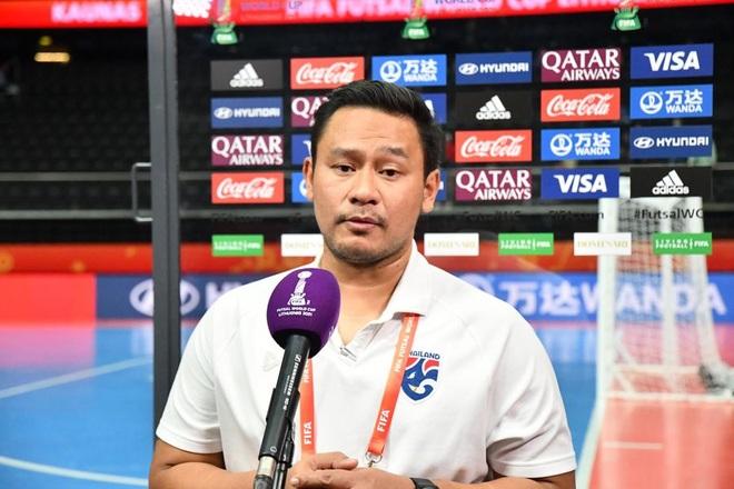 Thầy trò đội tuyển futsal Thái Lan đau đớn xin lỗi người hâm mộ - 1