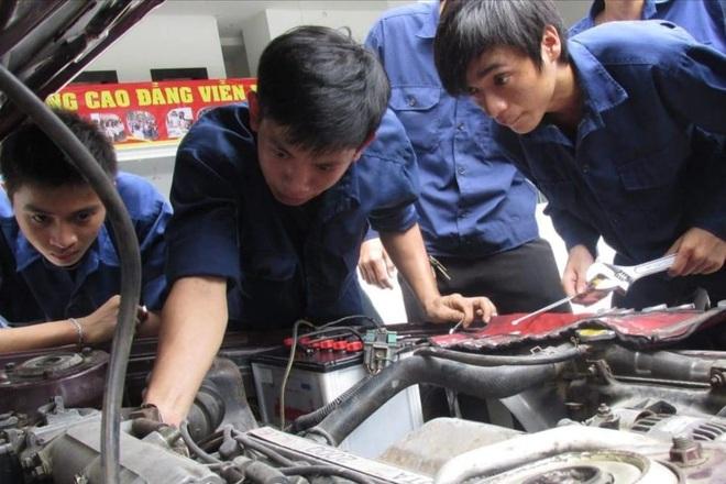 Công nghệ kỹ thuật ô tô: Ngành học hấp dẫn nhất của trường nghề - 3