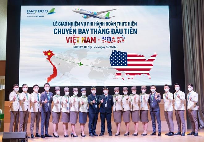 Bay thẳng Việt - Mỹ: Ngày khát vọng của ông Trịnh Văn Quyết thành hiện thực - 3
