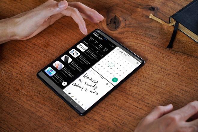 Trải nghiệm tất tần tật về Samsung Galaxy Z Fold 3 - 5