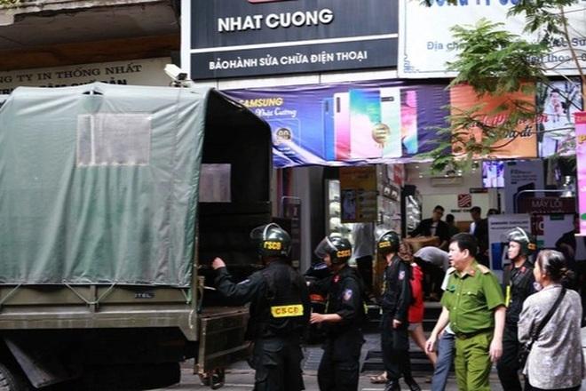 Hai cuộc gọi của ông Nguyễn Đức Chung giúp Nhật Cường trúng thầu 43 tỷ đồng - 2
