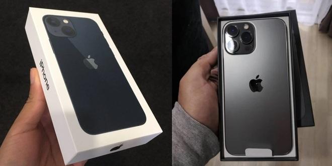 iPhone 13 bắt đầu đến tay người dùng trên toàn thế giới - 1