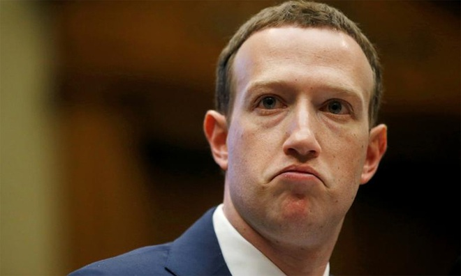 Facebook chi 5 tỷ USD vận động giúp Mark Zuckerberg thoát án phạt - 1