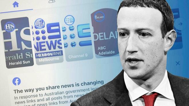Nước Úc bắt Facebook trả tiền cho báo chí, bài học cho Việt Nam - 1