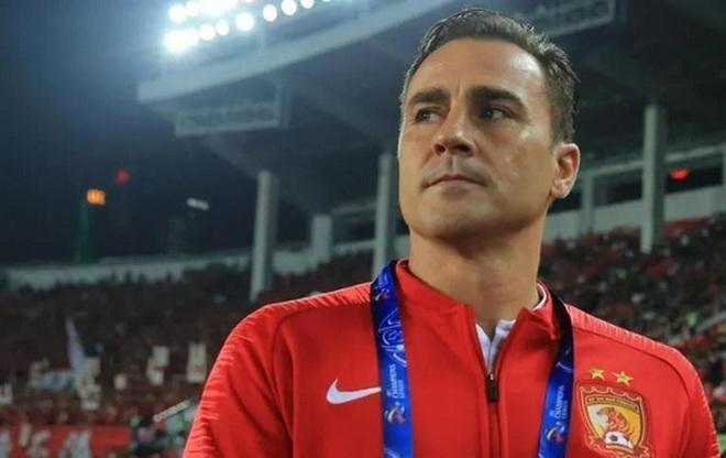 HLV Cannavaro chấp nhận mất 414 tỷ đồng khi rời CLB lớn nhất Trung Quốc - 1