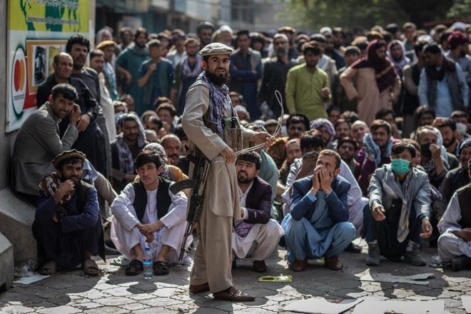 Những hình phạt răn đe hà khắc dưới thời Taliban - 1