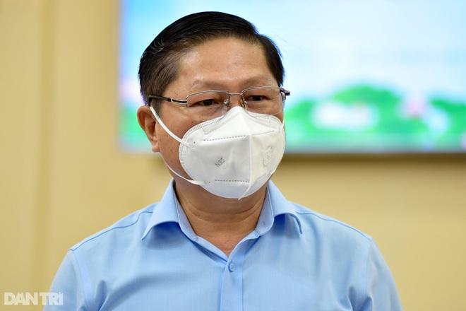 Thứ trưởng Lê Tấn Dũng: Tăng cường chống dịch tại cơ sở bảo trợ xã hội - 7