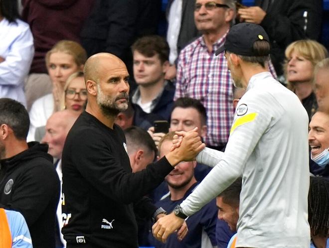 Lukaku gây thất vọng, Chelsea gục ngã trước Man City - 1
