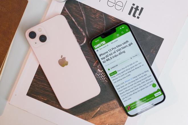 Trên tay iPhone 13, iPhone 13 Pro, 13 Pro Max tại Việt Nam - 6