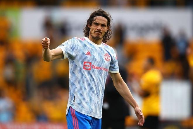 Cavani trở lại sẽ đe dọa vị trí của Ronaldo ở Man Utd? - 1