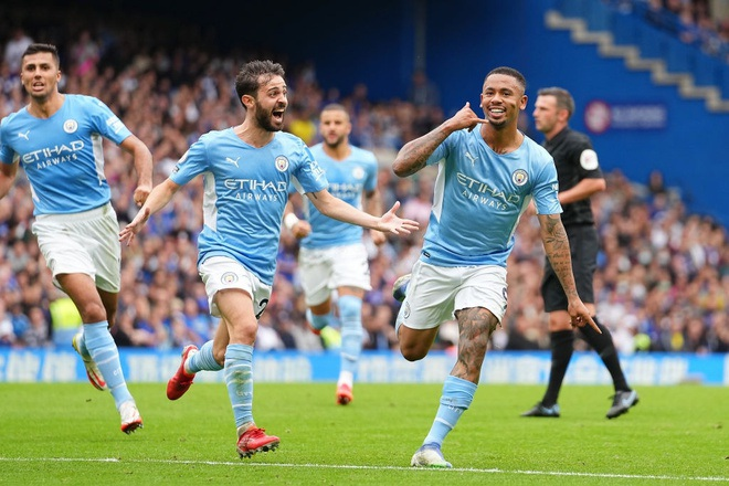 Lukaku gây thất vọng, Chelsea gục ngã trước Man City - 2