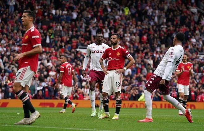HLV Solskjaer đổ lỗi cho VAR khiến Man Utd thua Aston Villa - 2
