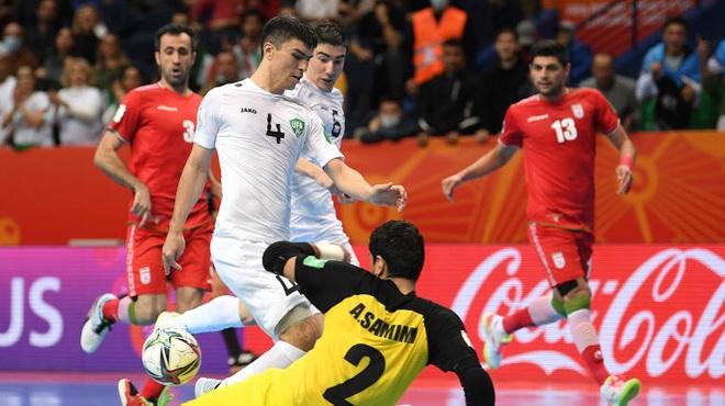 Iran đi tiếp, xác định xong các trận đấu tứ kết World Cup futsal 2021 - 2