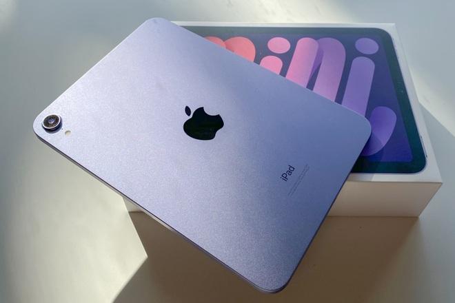 Đánh giá nhanh iPad Mini 6: thiết kế bắt mắt, hàng loạt cải tiến đáng giá - 1