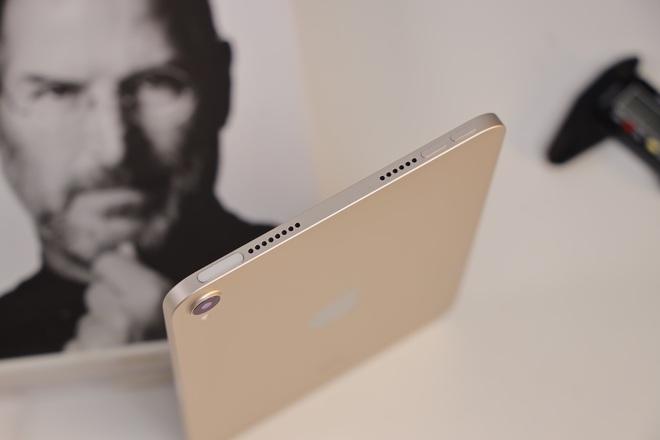 Đánh giá nhanh iPad Mini 6: thiết kế bắt mắt, hàng loạt cải tiến đáng giá - 4