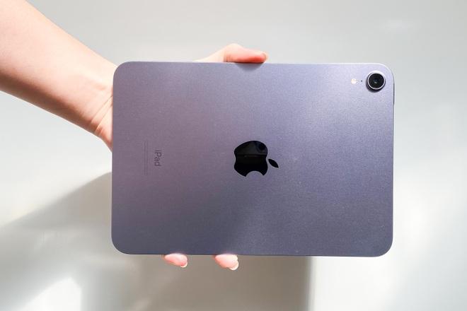 Đánh giá nhanh iPad Mini 6: thiết kế bắt mắt, hàng loạt cải tiến đáng giá - 2