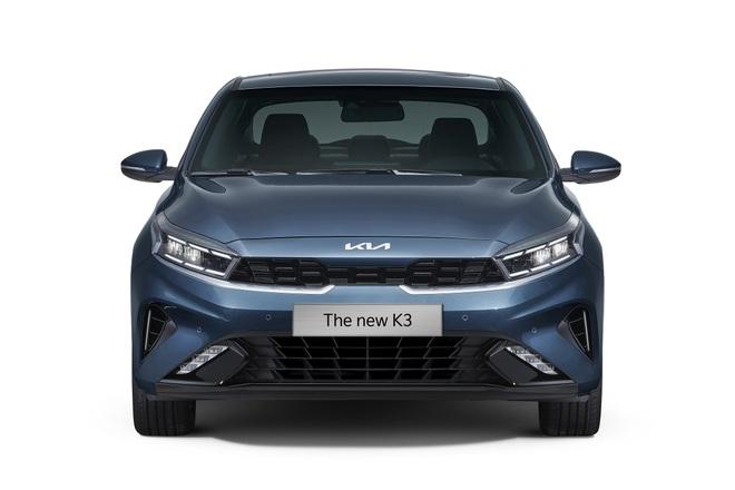 Kia Cerato đổi tên thành Kia K3 tại Việt Nam, thêm công nghệ và tăng giá - 2