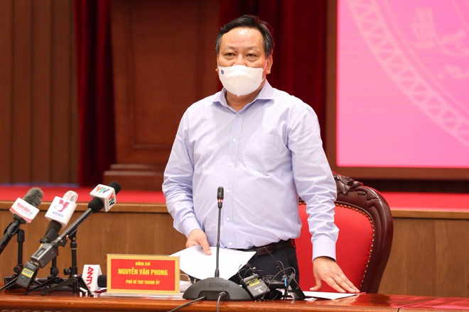 Phó Bí thư Hà Nội: Từng bước tiếp tục nới lỏng căn cứ vào thực tiễn - 1
