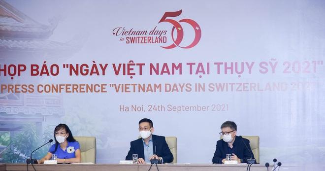 Ngày Việt Nam tại Thụy Sỹ lần đầu tiên được tổ chức trực tuyến - 1