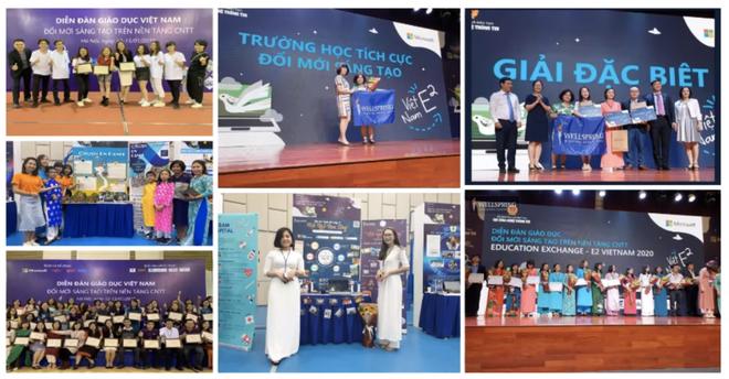 3 trường Việt Nam đạt chứng nhận Trường học Microsoft điển hình toàn cầu - 1