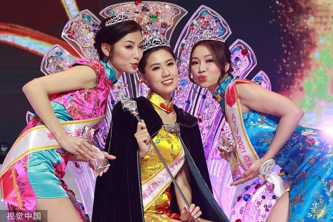 Hoa hậu châu Á 2021: Thí sinh sở hữu ngoại hình lệch chuẩn nổi hơn hoa hậu - 1
