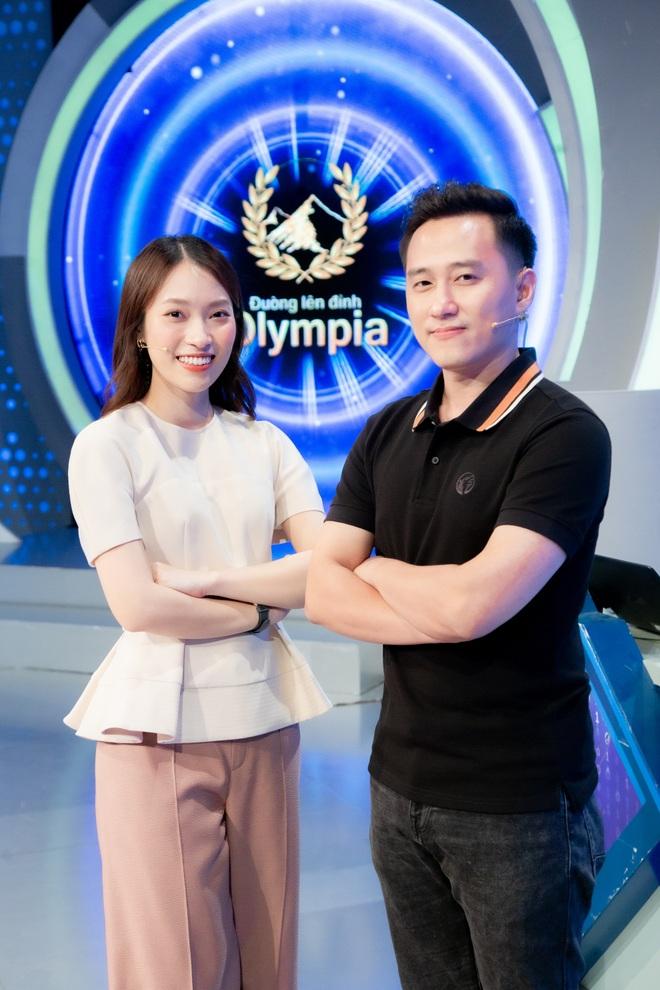 Khánh Vy tiết lộ bị căng thẳng ở hậu trường Đường lên đỉnh Olympia - 1